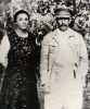 Сталин с женой, Надеждой Алилуевой. Конец 20-х
