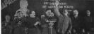 Н. Хрущев, Л. Каганович, К. Ворошилов, И. Сталин, В. Молотов. Москва. Конец 20-х гг._1