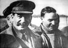 Сталин и В. Чкалов