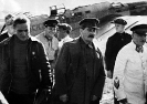 Встреча экипажа В. Чкалова после перелёта