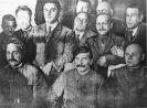 И. В. Сталин среди делегатов съезда промышленников.
