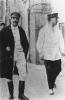 И. В. Сталин и Л. М. Каганович