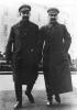 И. В. Сталин и Л. М. Каганович в Кремле