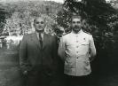 И. В. Сталин и Л. П. Берия_1