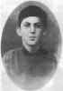 И.Джугашвили - выпускник Горийского духовного училища. 1893 г.