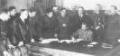 Подписание советско-польской декларации о дружбе и взаимном сотрудничестве. 1941 г.