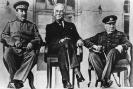 Тегеранская конференция. 1943 г.
