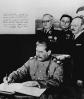 Подписание договора между СССР и Польшей. 1945 г.