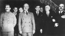 И. В. Сталин и Г. Трумэн на конференции в Потсдаме