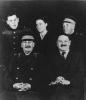 И. В. Сталин с сыном Василием, дочерью Светланой, А. Поскребышев и А. Жданов