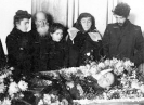 Сталин на похоронах Екатерины Сванидзе, 1907г.