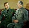 Сталин и сын Василий