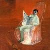 Сталин в кресле