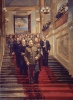 В Кремлевском дворце 24 мая 1945 года