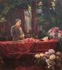 Сталин у гроба Жданова
