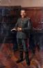 Эскиз к портрету Сталина