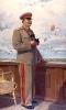 Сталин на авиационном параде