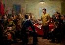 Сталин как организатор Октябрьской революции