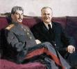 И. В. Сталин и В. М. Молотов