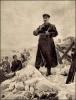 И. В. Сталин на фронте под Москвой в 1941 г.